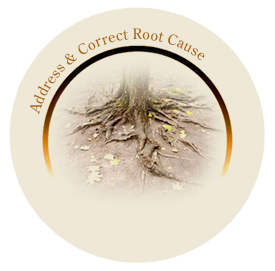 Address & Correct Root Cause